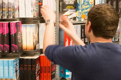 Rack-Jobbing Buchgroßhandel