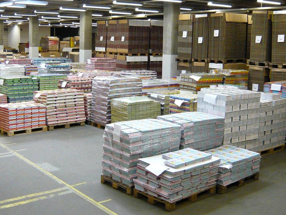 Logistik-Dienstleistungen Bücher