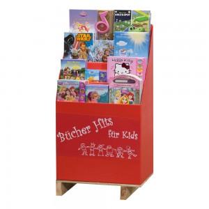 Themen-Display: Bücherhits für Kids